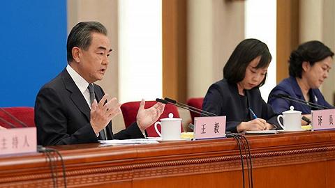 王毅:中國不是救世主,但愿做及時雨