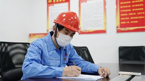 新时代奋斗者|金昌公司生产部经理陆军:12天研发生产熔喷布专用料