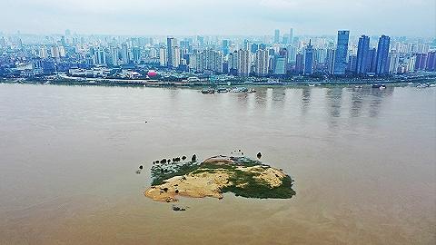 【图集】我国全面进入汛期,多地发生洪水