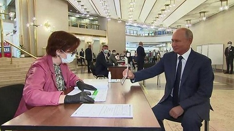 近八成俄选民支持修宪,普京有望执政至2036年