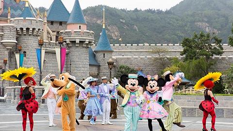 快看 | 香港迪士尼乐园重新关闭,再开园时间未定