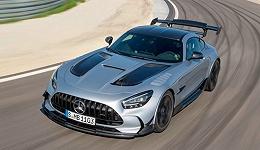 当GT遇上Black Series,便诞生了这台终极AMG|新车