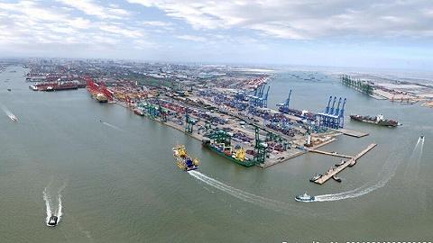 天津港上半年海铁联运作业量创历史新高