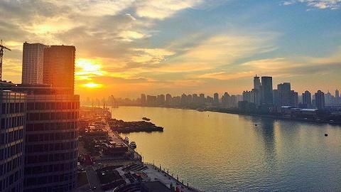 打造上海商贸服务新地标,北外滩推介会引凤筑巢