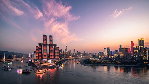 新酒店 | 坐落渝中核心商圈,重庆来福士洲际酒店开业