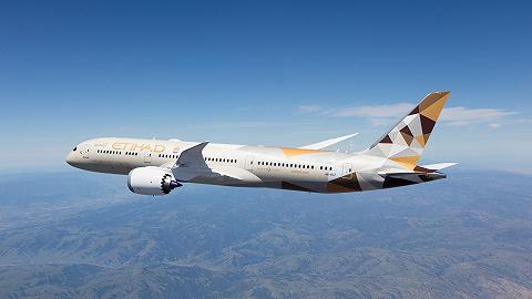 阿提哈德航空上半年亏损7.58亿美元,旅客量同比减少58%