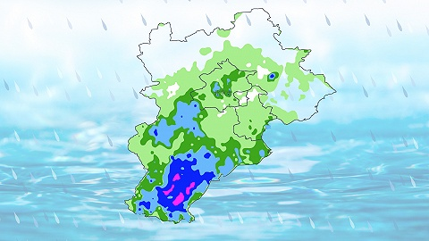 数据 | 雨很大!京津冀2天发布近百条预警,防汛部门拼了