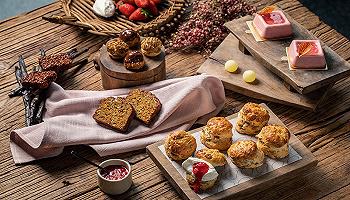 2021上海米其林指南将于10月21日发布,音昱听堂推出秋日下午茶   美食情报