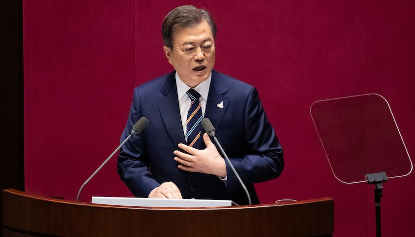 文在寅提议:韩美联合宣布朝鲜战争正式结束插图1