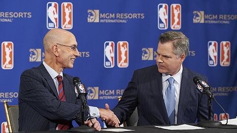 财政堪忧,NBA靠体育博彩吸引球迷