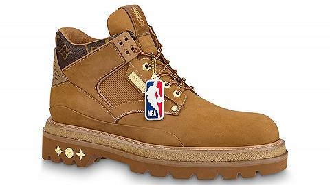 一周运动新品   NBA联名LV的球鞋收纳箱售价超百万,鬼塚虎新鞋型增加踝靴版本