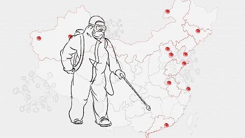 數據 | 11月以來全國4地疫情反復,尚未出現大規模流行趨勢