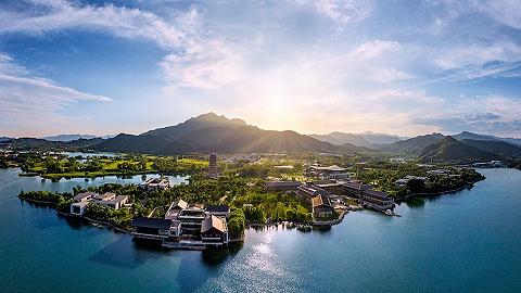 去雁栖湖寻找片刻宁静,京郊度假酒店玩乐再升级