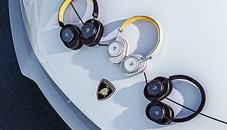 兰博基尼把LOGO印在了这款耳机上,它们也变成了买不起的样子