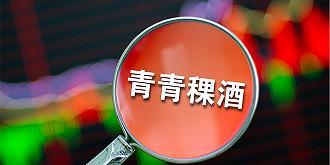 股價一個月翻倍后大跌9%, 青青稞酒控股股東已套現超7000萬元