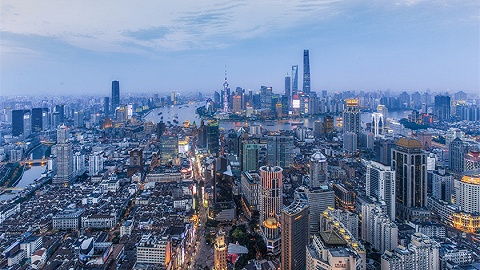 """上海寫字樓""""超級租戶""""領跑,外資需求上升"""