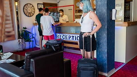 【特寫】住進酒店的年輕人,到底想做什么?