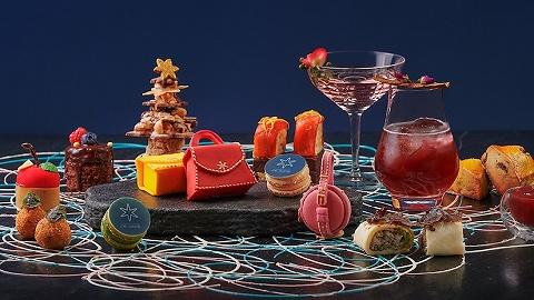 一周旅行指南   上海素凱泰聯名 GB-DAVID 推下午茶,新加坡航空推全新經濟艙餐食理念