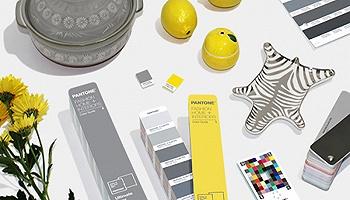 極致灰與亮麗黃,彩通色彩研究所發布 2021 年度代表色