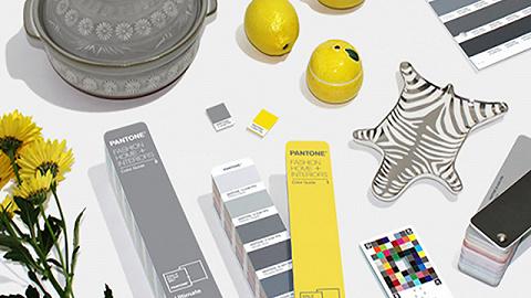 极致灰与亮丽黄,彩通色彩研究所发布 2021 年度代表色