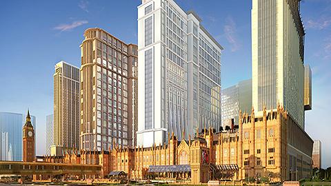 新酒店   澳門倫敦人即將開幕,全新貝克漢姆主題套房詮釋經典英倫風情