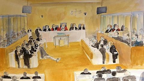 《查理周刊》恐襲案宣判,14名被告最高被判30年