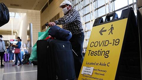 拜登顾问警告:假期出行过多,美国即将迎来史上最严重疫情