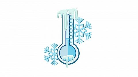 数据 | 寒潮来袭都去买羽绒服、空调了,未来还会更冷么?