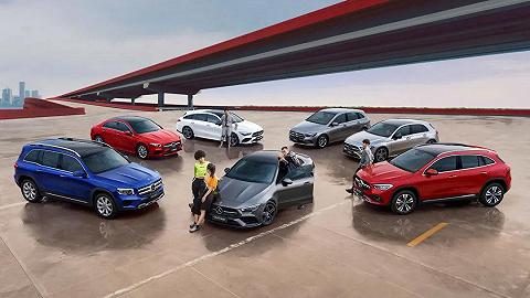 2020奔驰中国销量劲增11.7%,今年开启EQ之年,3款纯电车型年内上市