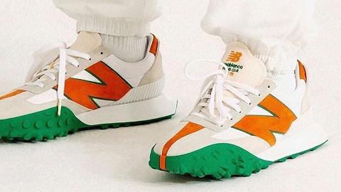 一周運動新品   New Balance四度聯手男裝潮牌,美津濃和空山基推Y2K風格跑鞋