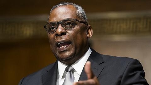 美国首位非裔防长:转战亚太的中东战场老将