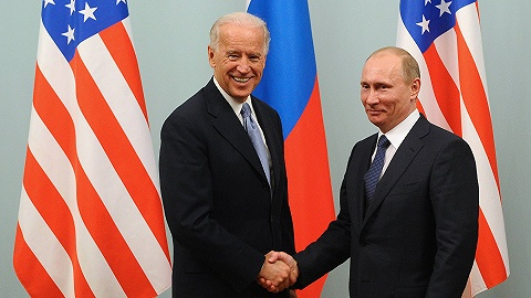 拜登就任后与普京首次通话,就延长《新削减战略武器条约》达成一致