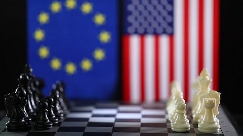 """美欧商讨修复双边关系,美方声明强调""""合作应对中国"""""""