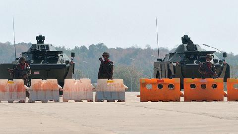 十年后再度接管政权,缅甸军方到底有多强?