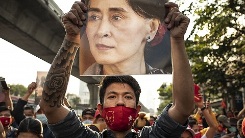 【专访】贾都强:缅甸不会回归军政府统治,与民盟还有谈判空间
