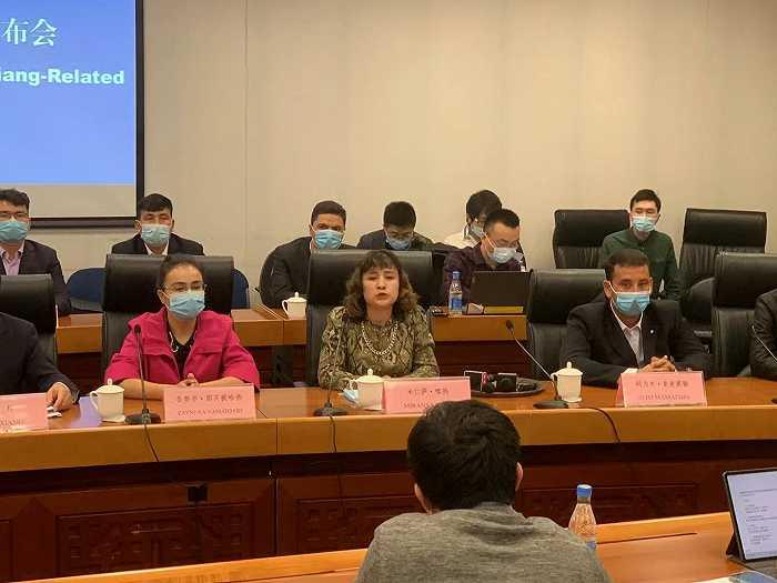 Bildergebnis für 新华网:真实的新疆教培中心什么样?听听结业学员怎么说