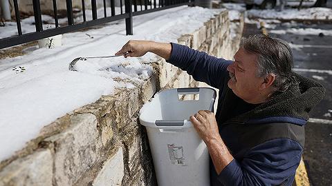 美国得州进入重大灾难状态,近16万人完全断水