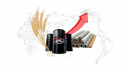 数据|全球食品、大宗商品价格指数均创新高,你的钱包还好吗?