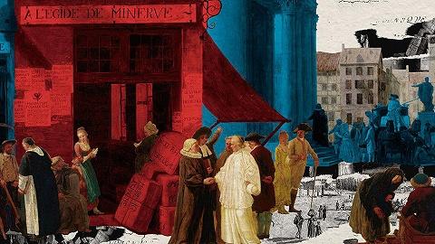图书生意与政治变迁:18世纪的盗版走私书推动了法国大革命的发生?