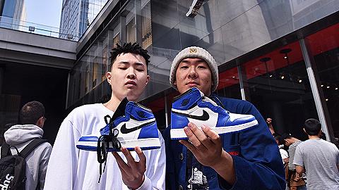 """【图集】""""疯狂""""的球鞋"""