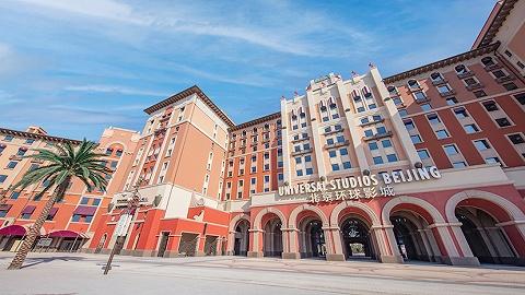 北京環球度假區兩家度假酒店細節揭秘,通過酒店專屬通道可提前入園
