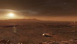 人类首次,直升机在火星成功起飞