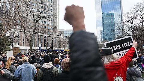 """拜登点评弗洛伊德案判决:向前迈出了一步,需立法""""警察改革"""""""