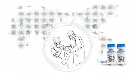 數據|全球每天超1000萬人接種新冠疫苗,中國算快么?