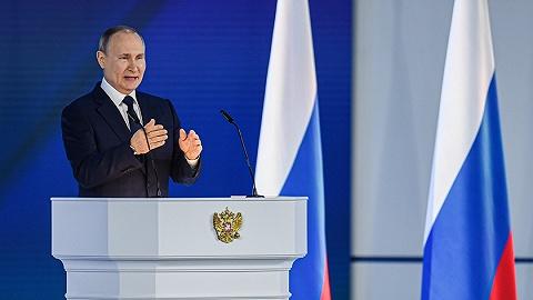 """普京宣布从乌克兰边境撤军,泽连斯基感谢""""国际伙伴""""支持"""