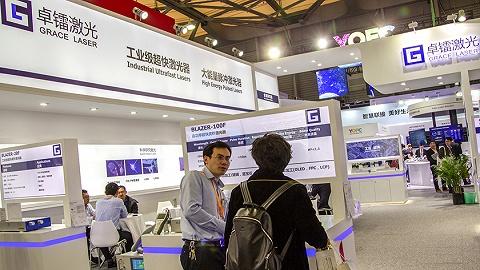 連續四年盈利,產品應用于京東方全面屏,這家公司想成為國產激光器第一品牌