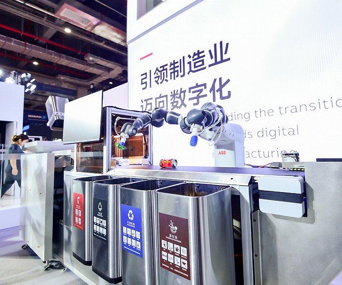 工业之美丨全球速度最快的垃圾分拣机器人,每秒分拣100次、准确率95%