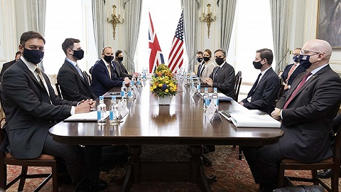 G7外长会:美国务卿称中美不是冷战,拜登计划面见普京