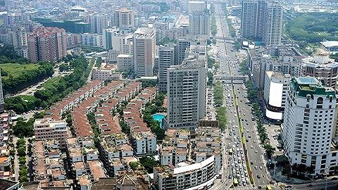 """""""五一""""新房成交同比微跌6%,二线城市出现明显回调"""