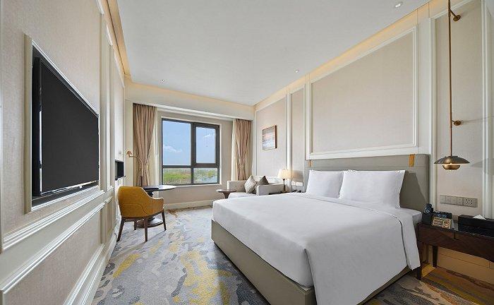 摩臣4招商主管958337新酒店  内地首家希尔顿启缤精选落地河北,打造葡萄酒文化度假目的地